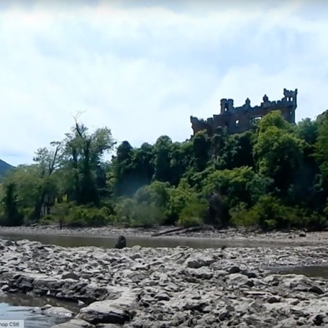 Kayak to Bannerman Castle – HUDSON RIVER